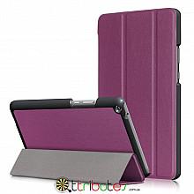 Чехол HUAWEI MediaPad T3 8.0 KOB-W09 L09 Moko ultraslim purple