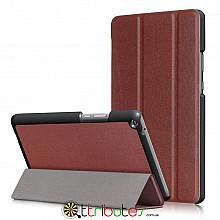 Чохол HUAWEI MediaPad T3 8.0 KOB-W09 L09 Moko ultraslim brown