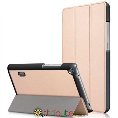 Чехол HUAWEI MediaPad T3 7.0 bg2 w09 Moko ultraslim gold