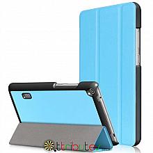 Чехол HUAWEI MediaPad T3 7.0 bg2 w09 Moko ultraslim sky blue
