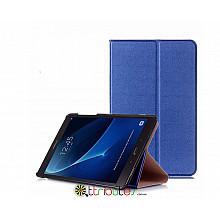 Чехол Samsung galaxy tab A 7.0 SM-T280 t285 Fashion book dark blue