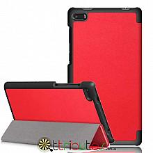Чохол Lenovo Tab 4 TB-7304F 7.0 Moko ultraslim Essential red