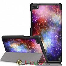Чохол Lenovo Tab 4 TB-7304 7.0 Print ultraslim Essential galaxy