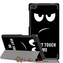 Чохол Lenovo Tab 4 TB-7304F 7.0 Print ultraslim Essential don't touch
