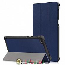 Чехол Lenovo Tab 4 TB-7504X 7.0 Moko ultraslim dark blue