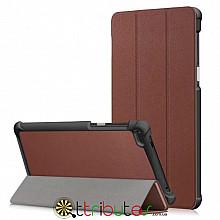 Чехол Lenovo Tab 4 TB-7504X 7.0 Moko ultraslim brown
