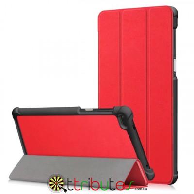 Чехол Lenovo Tab 4 TB-7504X 7.0 Moko ultraslim red