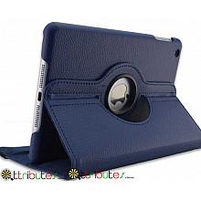 Чехол iPad air 1 9.7 dark blue 360 градусов