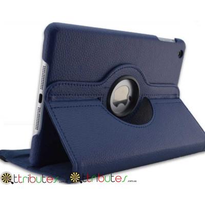 Чохол iPad air 1 9.7 dark blue 360 градусов