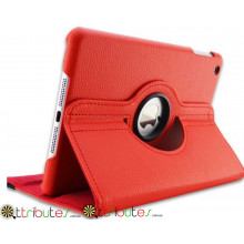 Чохол iPad air 1 9.7 2013 red 360 градусов