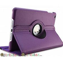 Чехол iPad air 1 9.7 purple 360 градусов