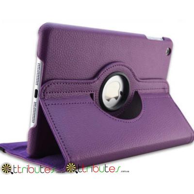 Чохол iPad air 2 9.7 purple 360 градусов