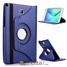Чехол Samsung Galaxy Tab S2 8.0 T710 t713 t715 t719 dark blue 360 градусов