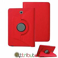 Чохол Samsung Galaxy Tab S2 9.7 sm-t810 t815 red 360 градусов