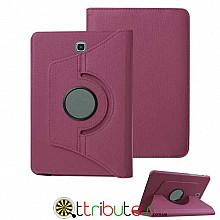 Чохол Samsung Galaxy Tab S2 9.7 sm-t810 t815 purple 360 градусов