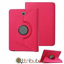 Чехол Samsung Galaxy Tab S2 9.7 sm-t810 t815 rose red 360 градусов