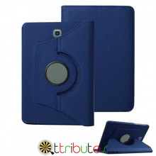 Чехол Samsung Galaxy Tab S2 9.7 sm-t810 t815 dark blue 360 градусов
