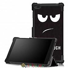 Чохол Lenovo Tab 4 TB-7504X 7.0 Print ultraslim don't touch