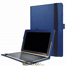 Чохол Lenovo Yoga Book YB1-X91F X90 10.1 Classic book cover dark blue