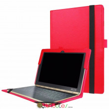 Чохол Lenovo Yoga Book YB1-X91F X90 10.1 Classic book cover red