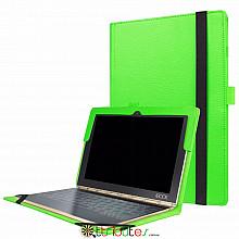 Чохол Lenovo Yoga Book YB1-X91F X90 10.1 Classic book cover apple green