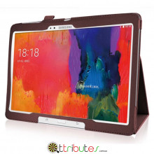 Чохол Samsung Galaxy Tab S 10.5 T800, T805 Classic book cover brown