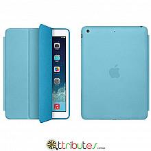 Чехол Apple iPad 2 3 4  9.7 Smart cover (High Copy) sky blue