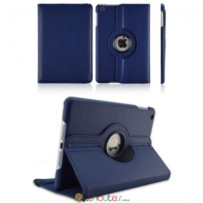 Чехол iPad mini 4 7.9 dark blue 360 градусов
