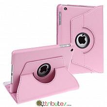 Чехол iPad mini 5 7.9 2019 360 градусов pink