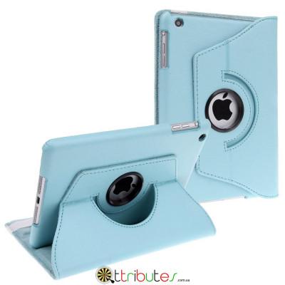 Чохол iPad mini 4 7.9 360 градусов sky blue