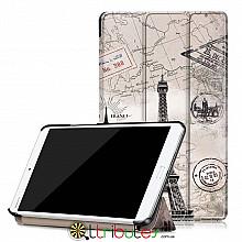 Чехол HUAWEI MediaPad M3 8.4 BTV-W09 DL09 Print ultraslim paris
