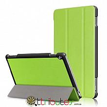 Чехол HUAWEI Mediapad M3 Lite 10.1 Moko ultraslim apple green