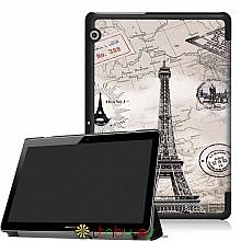 Чохол HUAWEI MediaPad T3 10 9.6 AGS-L09 AGS-W09 Print ultraslim paris