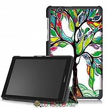 Чехол HUAWEI MediaPad T3 7.0 bg2 U01 U02 Print ultraslim tree