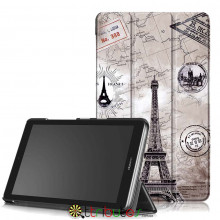 Чехол HUAWEI MediaPad T3 7 дюймов bg2 w09 Print ultraslim paris