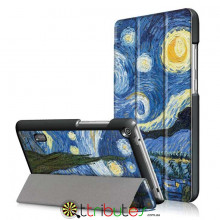 Чехол HUAWEI MediaPad T3 7 дюймов bg2 w09 Print ultraslim night
