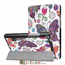 Чохол HUAWEI MediaPad T3 7 bg2 w09 Print ultraslim butterfly