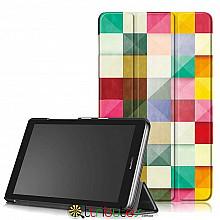 Чохол HUAWEI MediaPad T3 8 дюймів KOB-W09 L09 Print ultraslim square