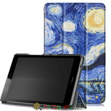Чехол HUAWEI MediaPad T3 8 дюймов KOB-W09 L09 Print ultraslim night