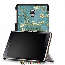 Чохол Samsung Galaxy Tab A 8.0 2017 SM-T385 & T380 Print ultraslim bloomy tree