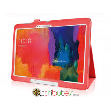 Чохол samsung galaxy tab 3 10.1 gt-p5210 p5200 Classic book cover red