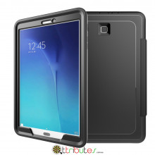 Чохол Samsung Galaxy Tab E 9.6 t561 t560 Armor book cover black
