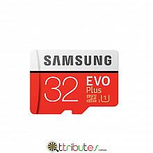 Samsung карта памяти Class10 UHS-1 32 ГБ EVO PLUS MicroSDHC для планшета смартфон