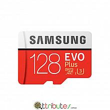 Samsung карта памяти Class10 UHS-1 128 ГБ EVO PLUS MicroSDHC для планшета смартфон