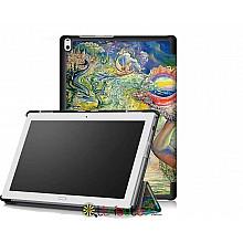 Чехол для Lenovo Tab 4 10 tb x304F / x304L Print ultraslim girl