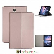 Чехол Samsung Galaxy Tab S4 10.5 sm-t835 t830 Fashion book rose gold