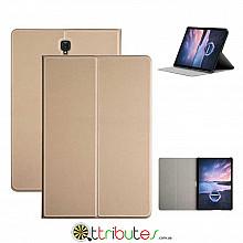 Чехол Samsung Galaxy Tab S4 10.5 sm-t835 t830 Fashion book gold
