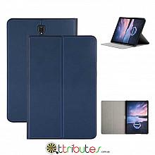 Чехол Samsung Galaxy Tab S4 10.5 sm-t835 t830 Fashion book dark blue