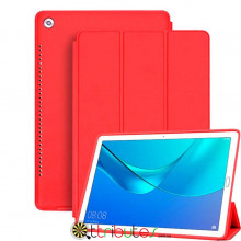 Чехол HUAWEI MediaPad M5 Pro 10.8 Full edge cover red