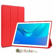 Чохол HUAWEI MediaPad M5 8.4 Full edge cover red